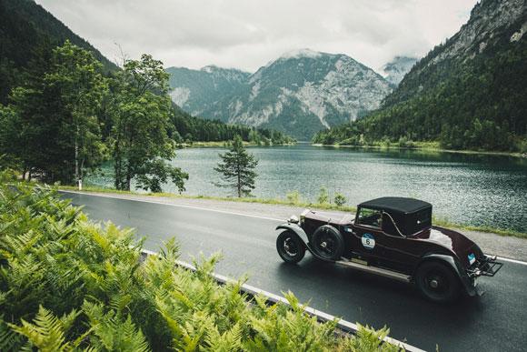 Das war die Arlberg Classic Car Rallye 2017