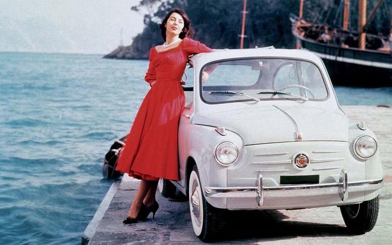 60 Jahre FIAT 600 Seicento: Ein kleiner Rückblick