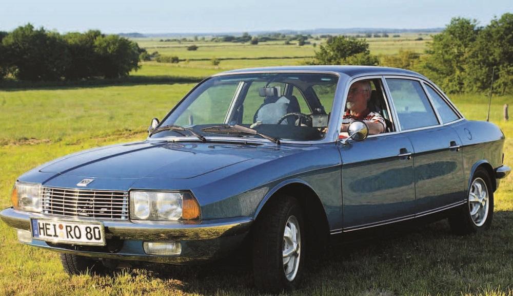 NSU Ro 80: Kultauto mit Kreiskolbenmotor