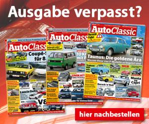 AUTO CLASSIC Heft-Archiv