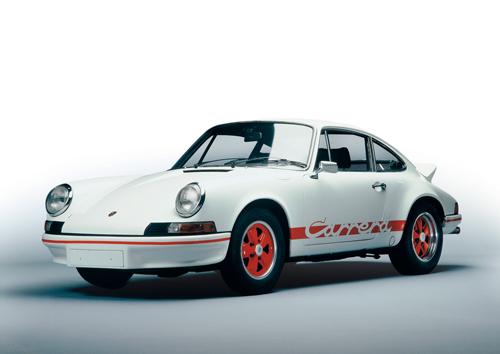 Der Porsche 911 Carrera 2,7 RS (Foto: Dr. Ing. H.C. F. Porsche AG)