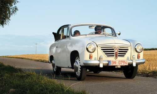 Goliath GP 700 Cabriolimousine: Zu Unrecht vergessener Kleinwagen