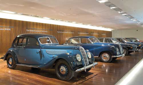 90 Jahre BMW-GeschichteFotos: BMW AG, Nik Azwaa Azmi