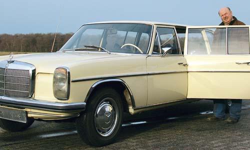 Mercedes Strich-8 (W115)