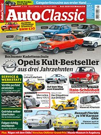 Bochumer Kadettenschule: Opels Kult-Bestselleraus drei Jahrzehnten