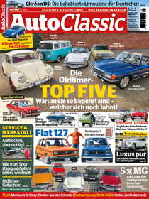 Die Oldtimer Top Five