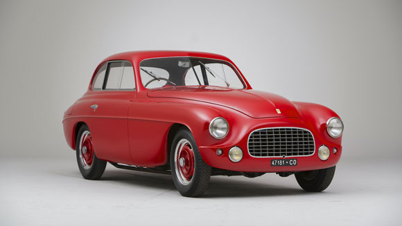 "Antwerp Classic Salon zeigt ""70 Anni Ferrari"""