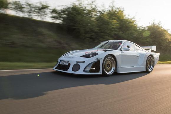Großes Saison-Finale der Porschefreunde