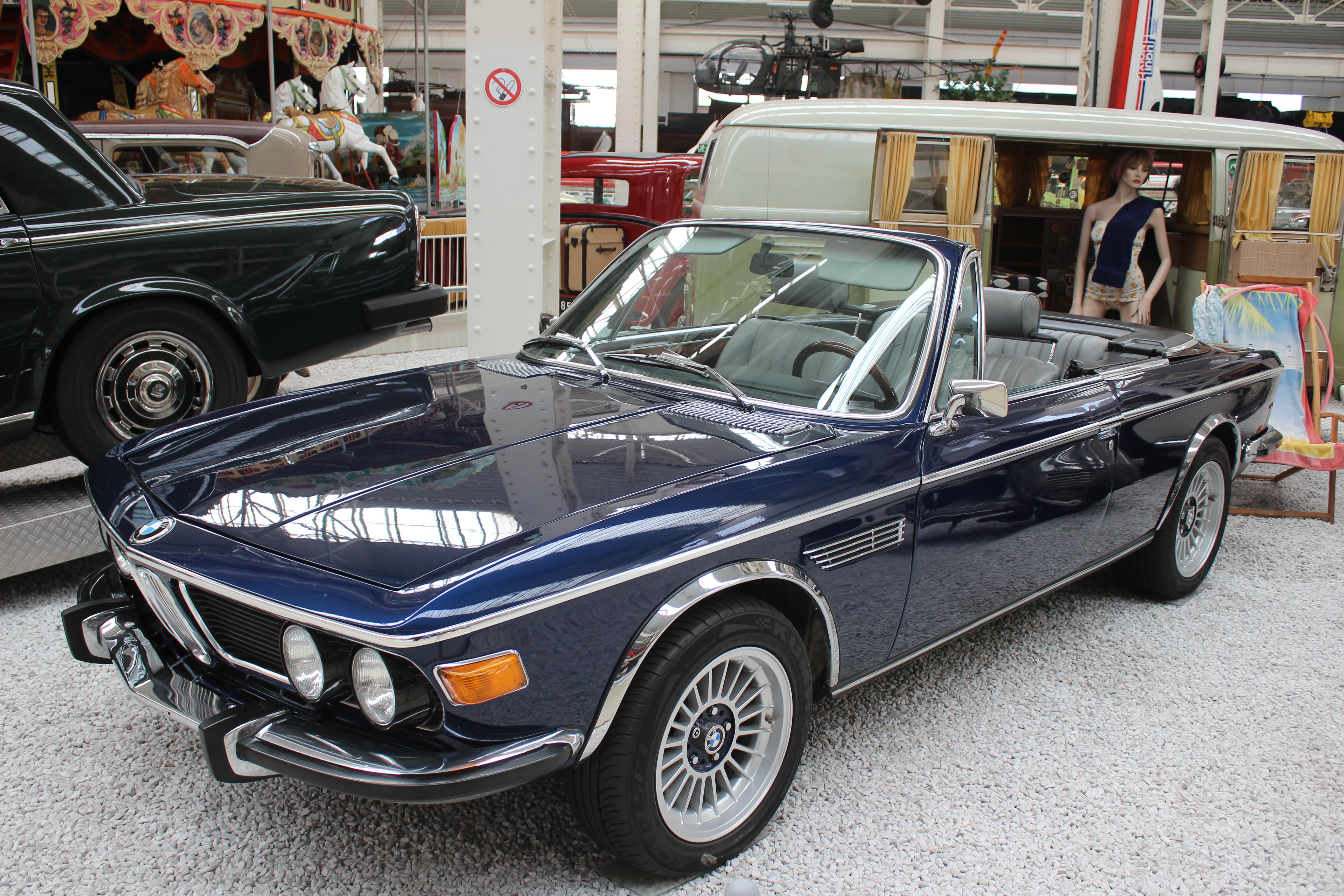 Sonderausstellung 100 Jahre BMW