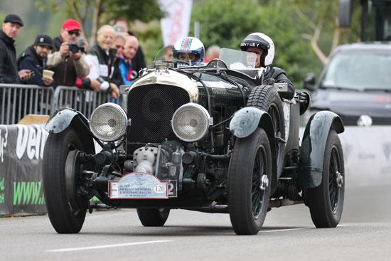 18. Jochpass Memorial & Historic-Rallye