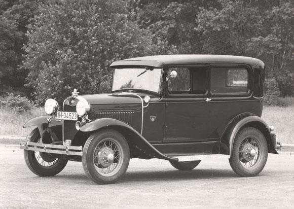 Ford auf der Retro Classic Cologne
