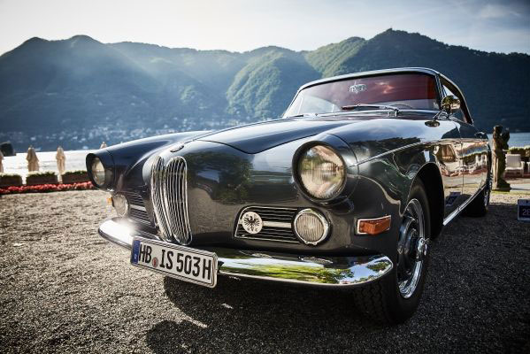 Concorso d'Eleganza Villa d'Este - Voyage through an Era of Records
