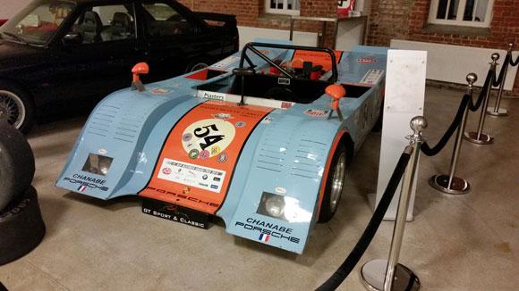 Porsche Canabe bei den OSNA-Oldies®
