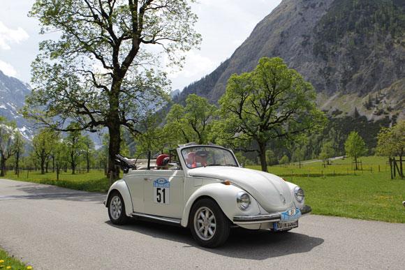 Bavaria Historic wird 30