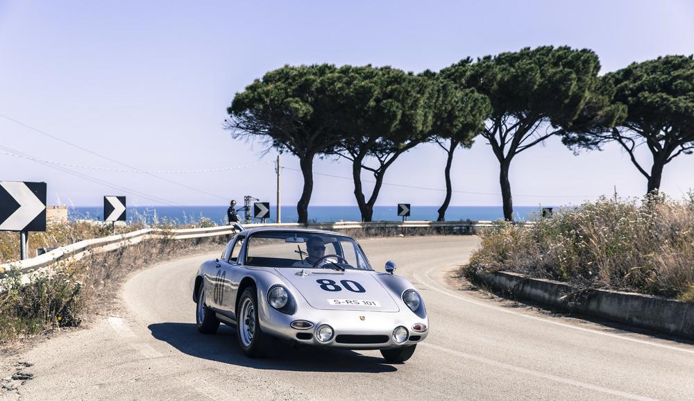 Das Porsche Museum schickt den