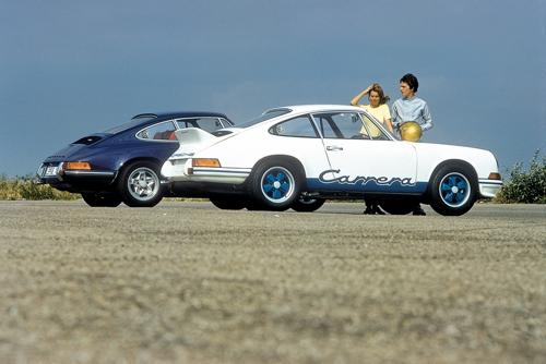 rennsport traum porsche 911 carrera auto classic magazin. Black Bedroom Furniture Sets. Home Design Ideas