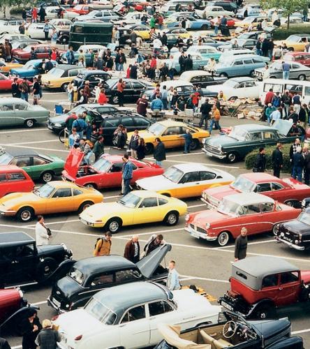 alt-opel ig e.v.: im zeichen des opel-blitzes | auto classic magazin