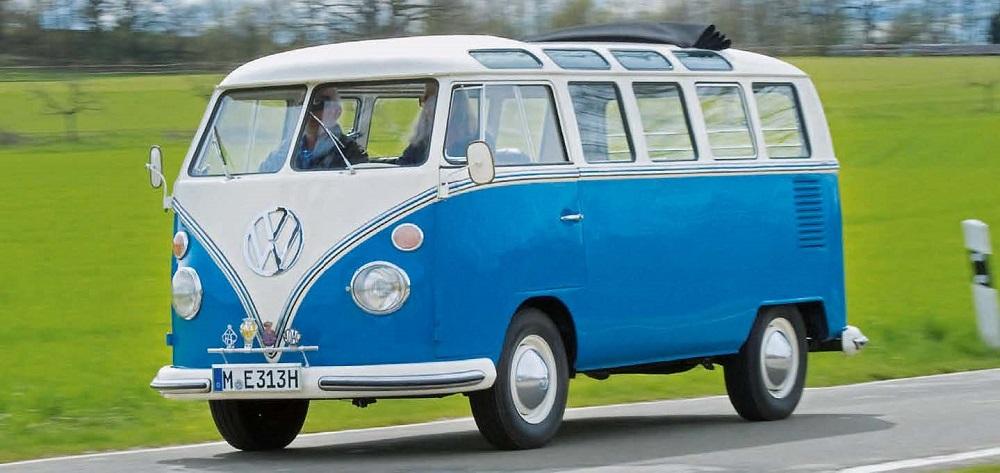Ein begehrtes Schmuckstück: Der VW T1