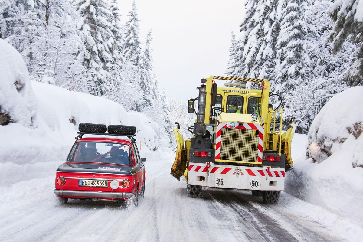 Das große AutoClassic Winter-Gewinnspiel